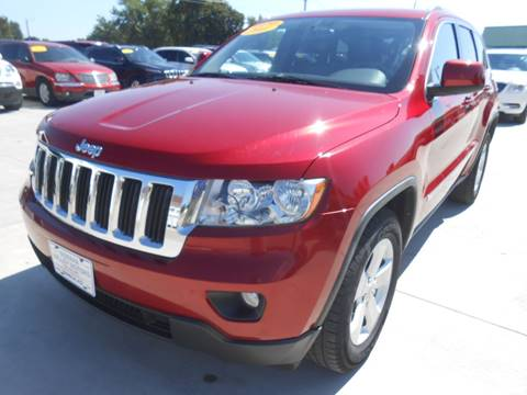 2011 Jeep Grand Cherokee for sale at Nemaha Valley Motors in Seneca KS