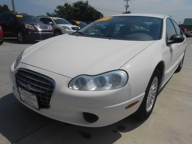 2004 Chrysler Concorde for sale at Nemaha Valley Motors in Seneca KS