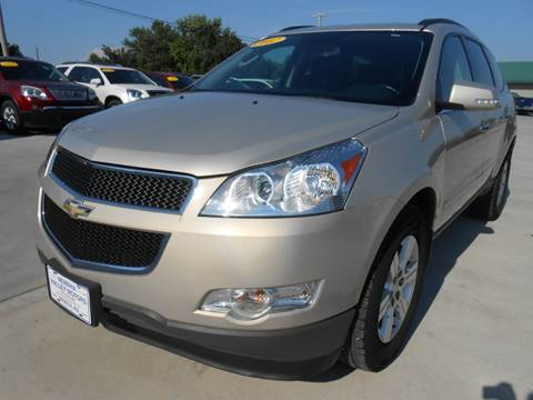 2012 Chevrolet Traverse for sale at Nemaha Valley Motors in Seneca KS