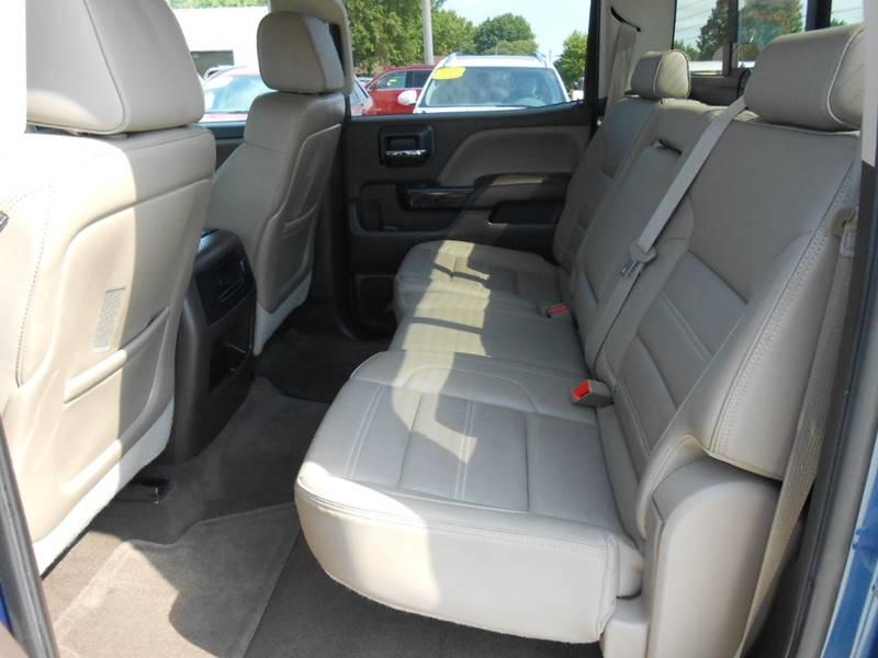 2015 GMC Sierra 2500HD for sale at Nemaha Valley Motors in Seneca KS