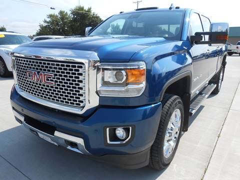 2015 GMC Sierra 2500HD for sale at Nemaha Valley Motors in Seneca KS