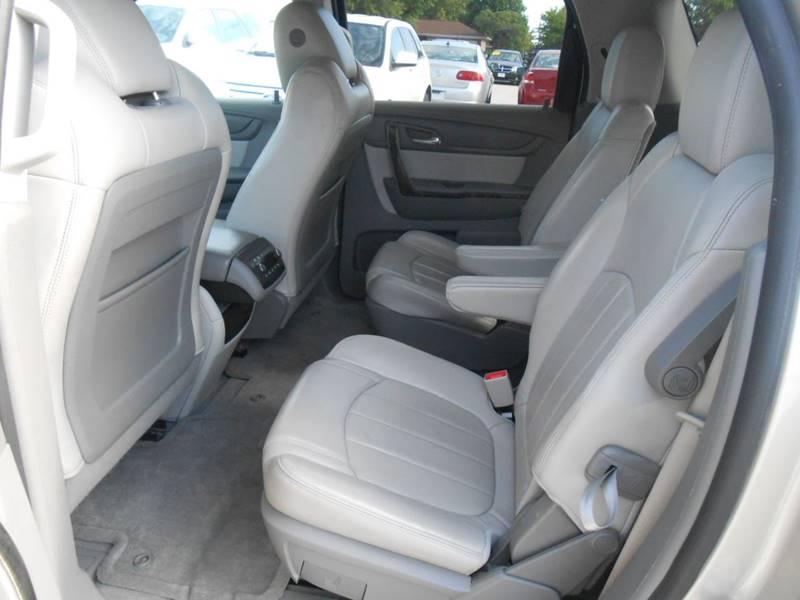 2013 GMC Acadia for sale at Nemaha Valley Motors in Seneca KS