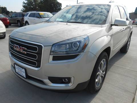 2013 GMC Acadia for sale at Nemaha Valley Motors in Seneca KS