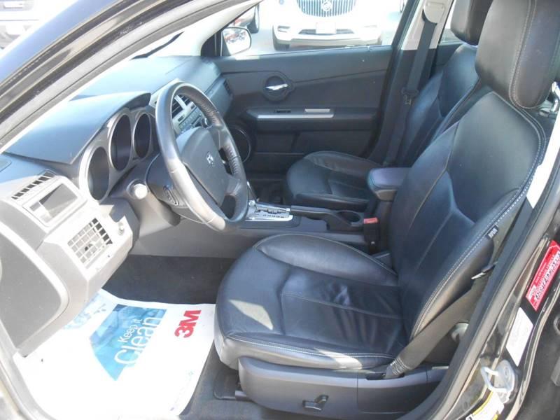 2010 Dodge Avenger for sale at Nemaha Valley Motors in Seneca KS