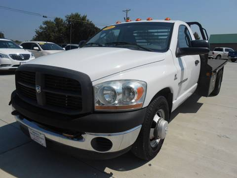 2006 Dodge Ram Pickup 3500 for sale at Nemaha Valley Motors in Seneca KS