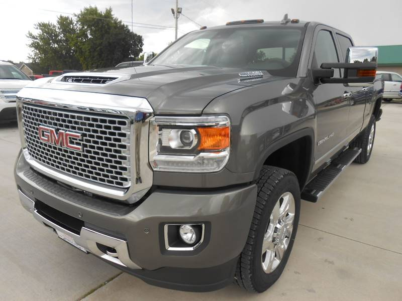 2017 GMC Sierra 2500HD for sale at Nemaha Valley Motors in Seneca KS