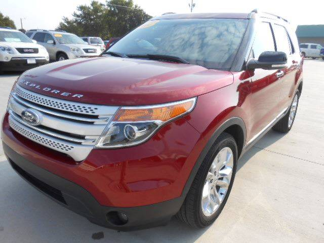2014 Ford Explorer for sale at Nemaha Valley Motors in Seneca KS