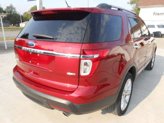 2014 Ford Explorer for sale at Nemaha Valley Motors in Seneca KS