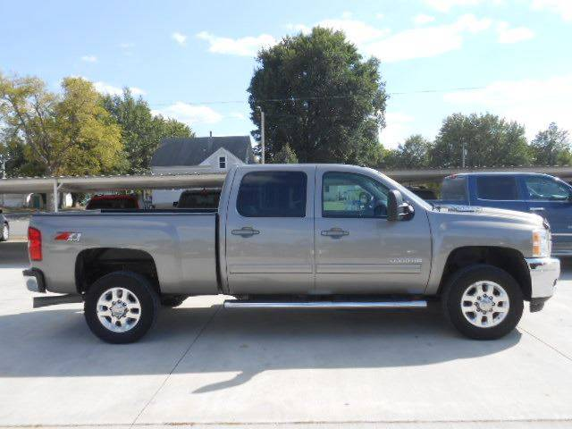 2014 Chevrolet Silverado 3500HD for sale at Nemaha Valley Motors in Seneca KS