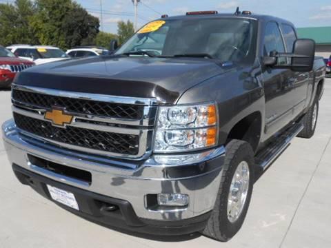 2014 Chevrolet Silverado 3500HD for sale at Nemaha Valley Motors in Seneca KS