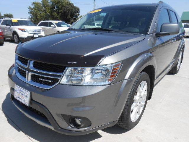 2012 Dodge Journey for sale at Nemaha Valley Motors in Seneca KS