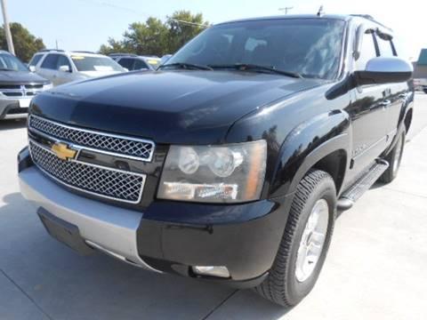 2007 Chevrolet Tahoe for sale at Nemaha Valley Motors in Seneca KS