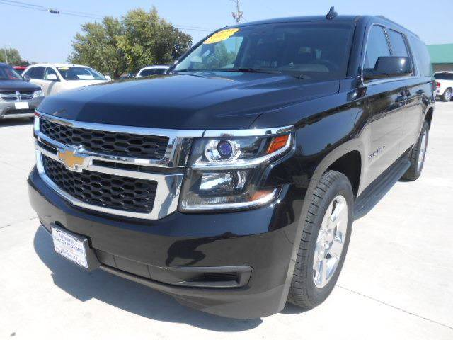 2017 Chevrolet Suburban for sale at Nemaha Valley Motors in Seneca KS