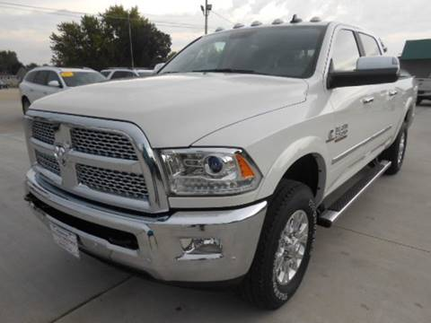 2018 RAM Ram Pickup 2500 for sale at Nemaha Valley Motors in Seneca KS