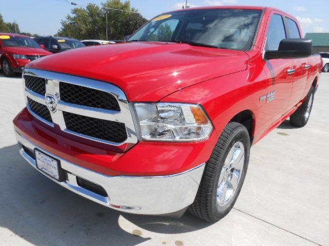 2017 RAM Ram Pickup 1500 for sale at Nemaha Valley Motors in Seneca KS