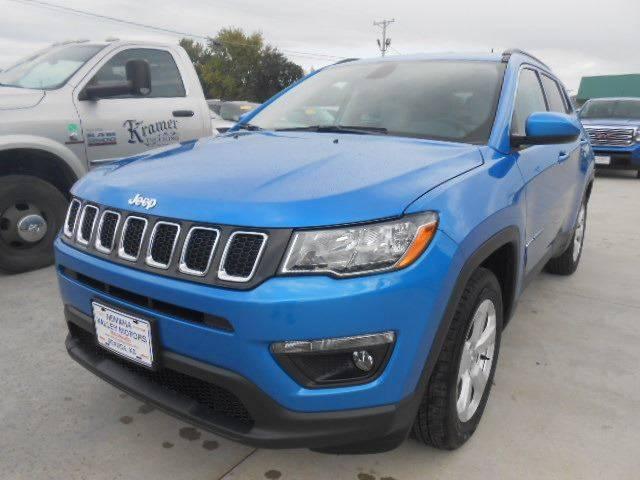 2018 Jeep Compass for sale at Nemaha Valley Motors in Seneca KS