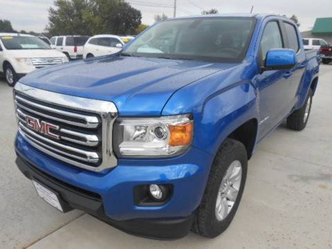 2018 GMC Canyon for sale at Nemaha Valley Motors in Seneca KS