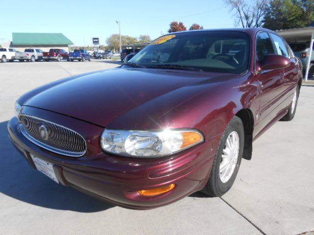 2004 Buick LeSabre for sale at Nemaha Valley Motors in Seneca KS