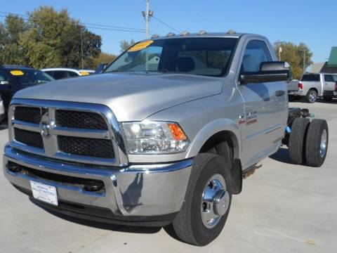 2014 RAM Ram Chassis 3500 for sale in Seneca, KS