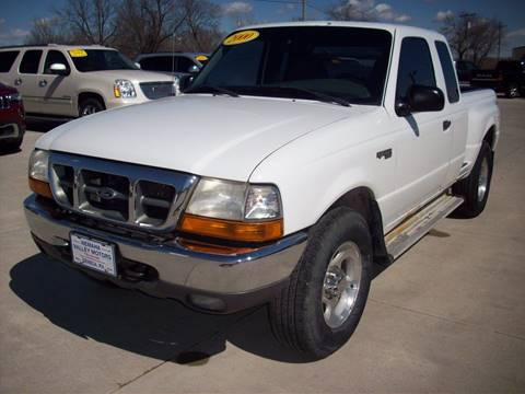 2000 Ford Ranger Mpg >> Ford Ranger For Sale In Seneca Ks Nemaha Valley Motors