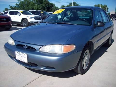 1999 Ford Escort for sale in Seneca, KS