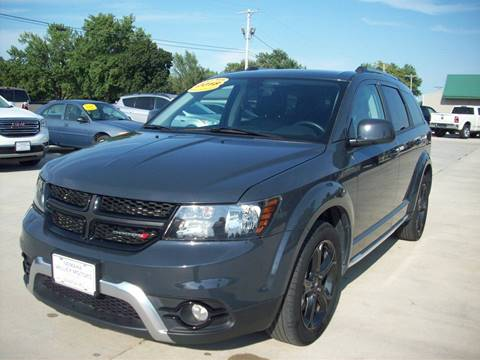 2018 Dodge Journey for sale at Nemaha Valley Motors in Seneca KS