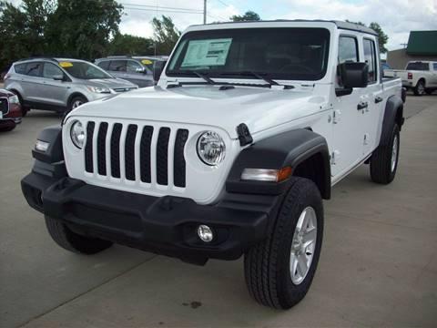 2020 Jeep Gladiator for sale at Nemaha Valley Motors in Seneca KS