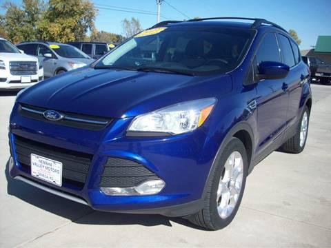 2013 Ford Escape for sale at Nemaha Valley Motors in Seneca KS