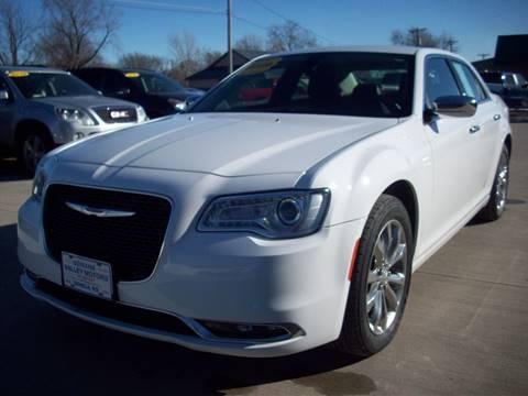2019 Chrysler 300 for sale at Nemaha Valley Motors in Seneca KS