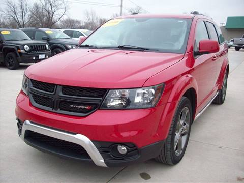 2016 Dodge Journey for sale at Nemaha Valley Motors in Seneca KS