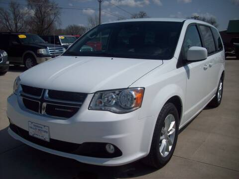 2020 Dodge Grand Caravan for sale at Nemaha Valley Motors in Seneca KS