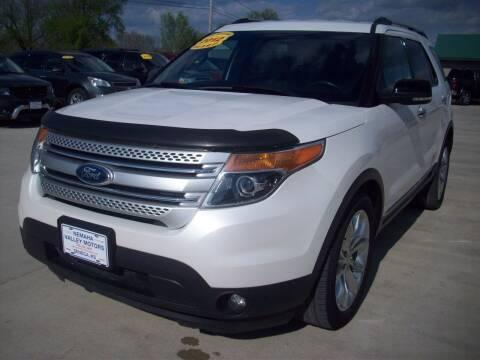 2012 Ford Explorer for sale at Nemaha Valley Motors in Seneca KS