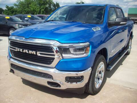 2020 RAM Ram Pickup 1500 for sale at Nemaha Valley Motors in Seneca KS