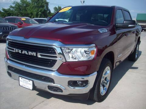 2019 RAM Ram Pickup 1500 for sale at Nemaha Valley Motors in Seneca KS
