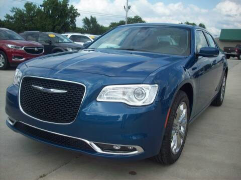 2020 Chrysler 300 for sale at Nemaha Valley Motors in Seneca KS