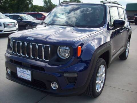 2020 Jeep Renegade for sale at Nemaha Valley Motors in Seneca KS