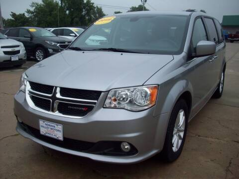 2019 Dodge Grand Caravan for sale at Nemaha Valley Motors in Seneca KS