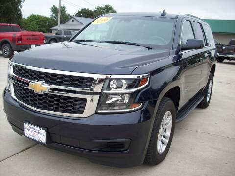 2020 Chevrolet Tahoe for sale at Nemaha Valley Motors in Seneca KS