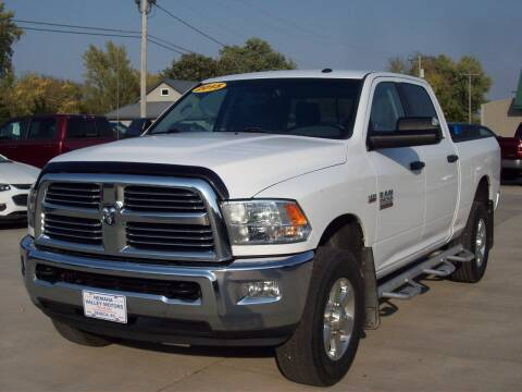 2015 RAM Ram Pickup 2500 for sale at Nemaha Valley Motors in Seneca KS