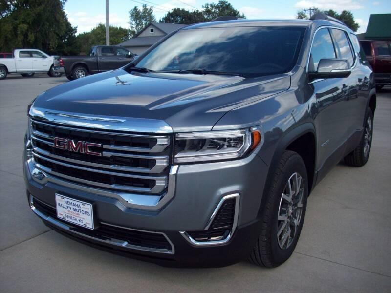 2020 GMC Acadia for sale at Nemaha Valley Motors in Seneca KS