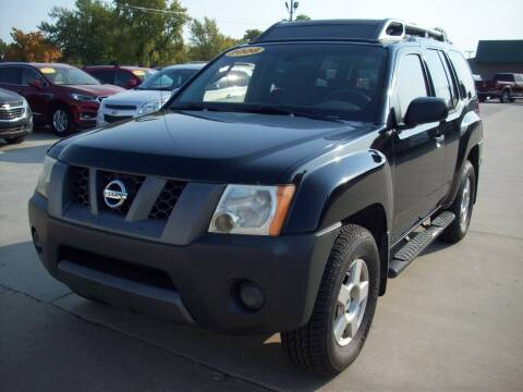 2008 Nissan Xterra for sale at Nemaha Valley Motors in Seneca KS
