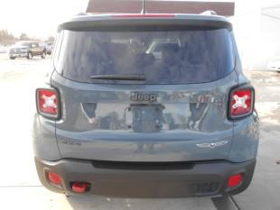 2017 Jeep Renegade for sale at Nemaha Valley Motors in Seneca KS