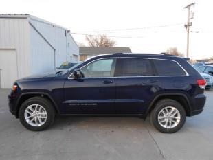 2017 Jeep Grand Cherokee for sale at Nemaha Valley Motors in Seneca KS