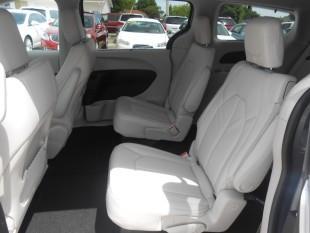 2017 Chrysler Pacifica for sale at Nemaha Valley Motors in Seneca KS