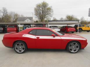 2013 Dodge Challenger for sale at Nemaha Valley Motors in Seneca KS