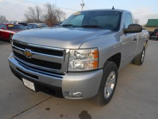 2011 Chevrolet Silverado 1500 for sale at Nemaha Valley Motors in Seneca KS