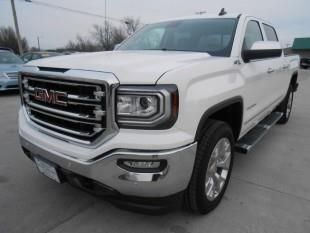 2017 GMC Sierra 1500 for sale at Nemaha Valley Motors in Seneca KS