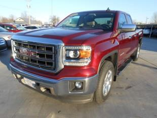 2015 GMC Sierra 1500 for sale at Nemaha Valley Motors in Seneca KS