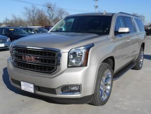 2017 GMC Yukon XL for sale at Nemaha Valley Motors in Seneca KS