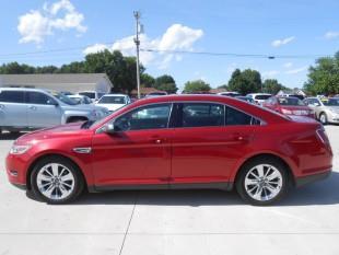 2012 Ford Taurus for sale at Nemaha Valley Motors in Seneca KS